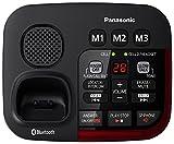 PANASONIC Link2Cell KX-TGM430B Bluetooth Amplified