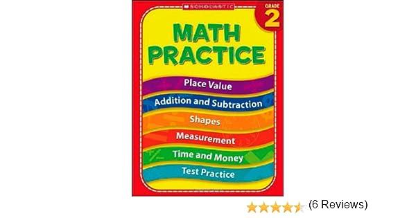 Amazon.com: 2nd Grade Math Practice (Practice (Scholastic ...
