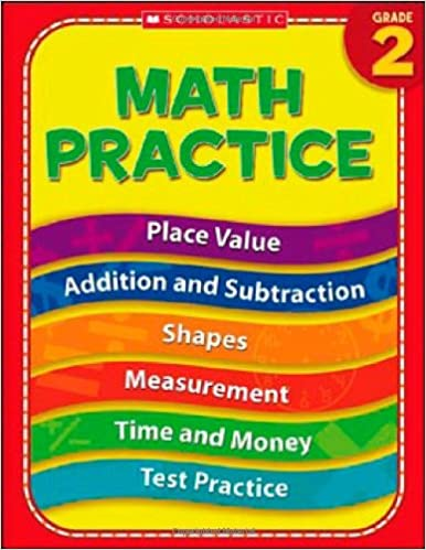 Amazon.com: 2nd Grade Math Practice (Practice (Scholastic ...
