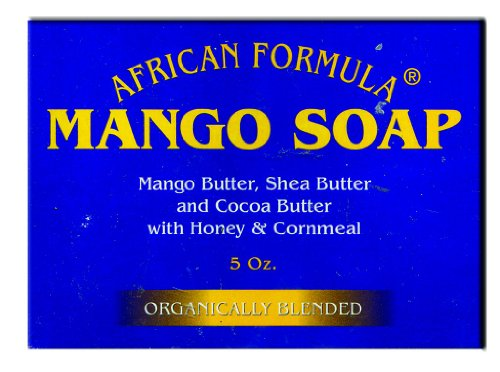 African Formula Soap - Mango 5 oz (Pack of - Mango African Soap