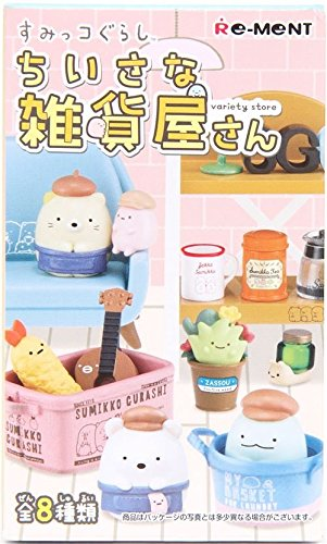 Re-Ment Caja sorpresa de miniaturas bazar Sumikkogurashi ...