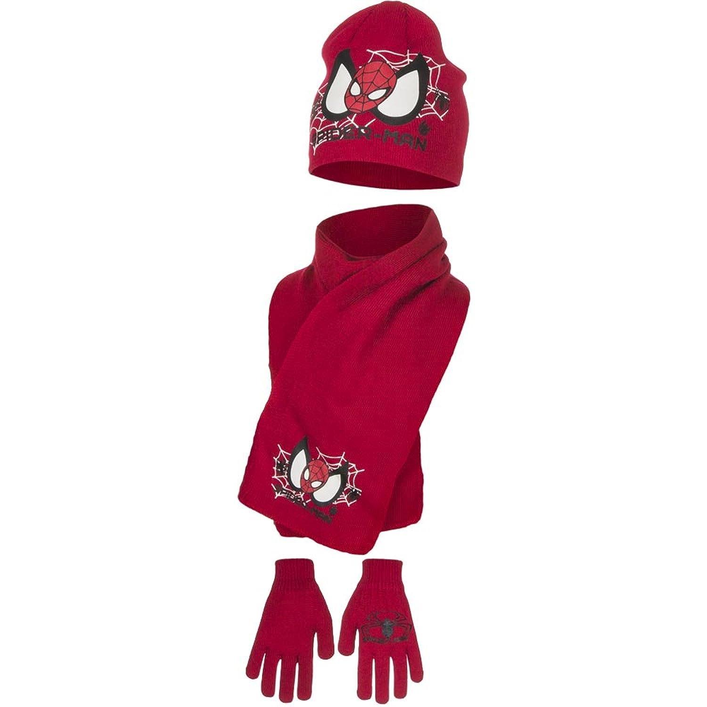 Paradise - Set de bufanda, gorro y guantes - para niño
