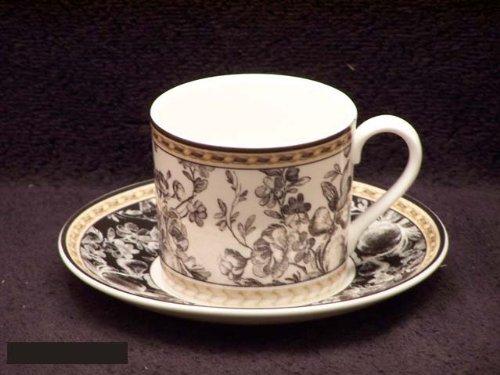 Royal Doulton Provence Noir Cups & Saucers