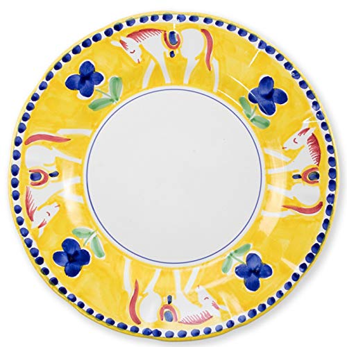 (Vietri Cavallo Service Plate/Charger - Campagna Collection)