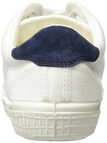 Kawasaki Badmin 2.0, Baskets Basses Mixte Adulte Blanc (White, 01 2)