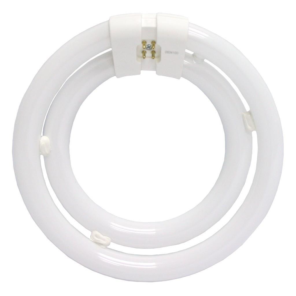 (Case of 20) TCP 3204031K 40-Watt 3100K Double T6 Circline Lamp, 150W Equivalent