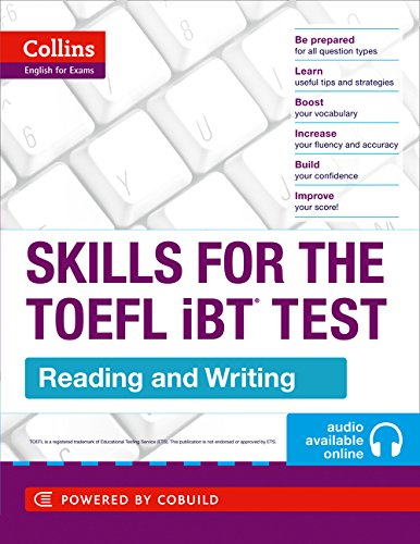 TOEFL Reading and Writing Skills (Collins English for Exams) by HarperCollins UK