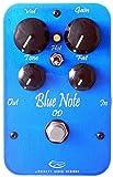 J Rockett Audio Designs BLUENOTE Pro Guitar Distortion Effects Pedal