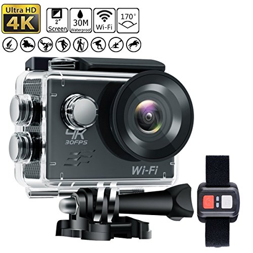 "Legazone Action Camera Diving 30M 2"" LCD 12MP 1080P Full HD"