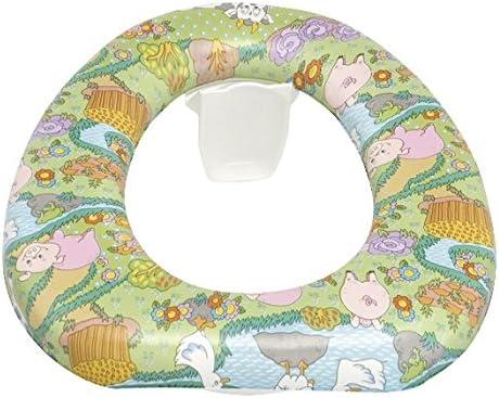 Wenko 921198100 Seduta WC Baby Soft Multicolore Sedile Soft Materiale plastico