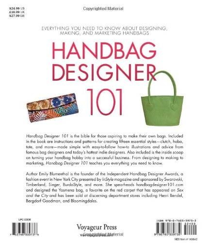 Handbag Designer 101: Everything You Need To Know About Designing ...
