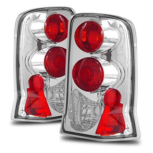 SPPC Chrome Euro Tail Lights For Cadillac Escalade – (Pair)