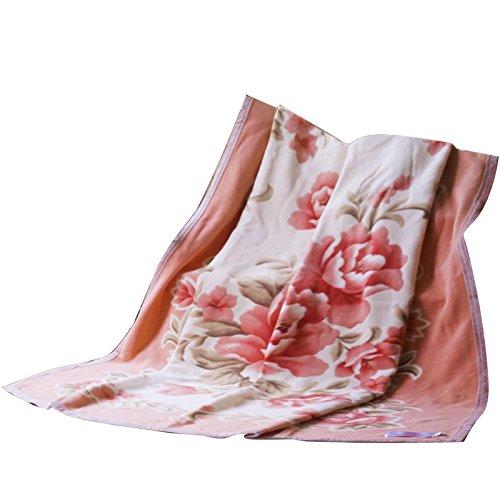 BDUK Die Decke im Winter dicke Decken mit Wolldecken dicke warme Decke single