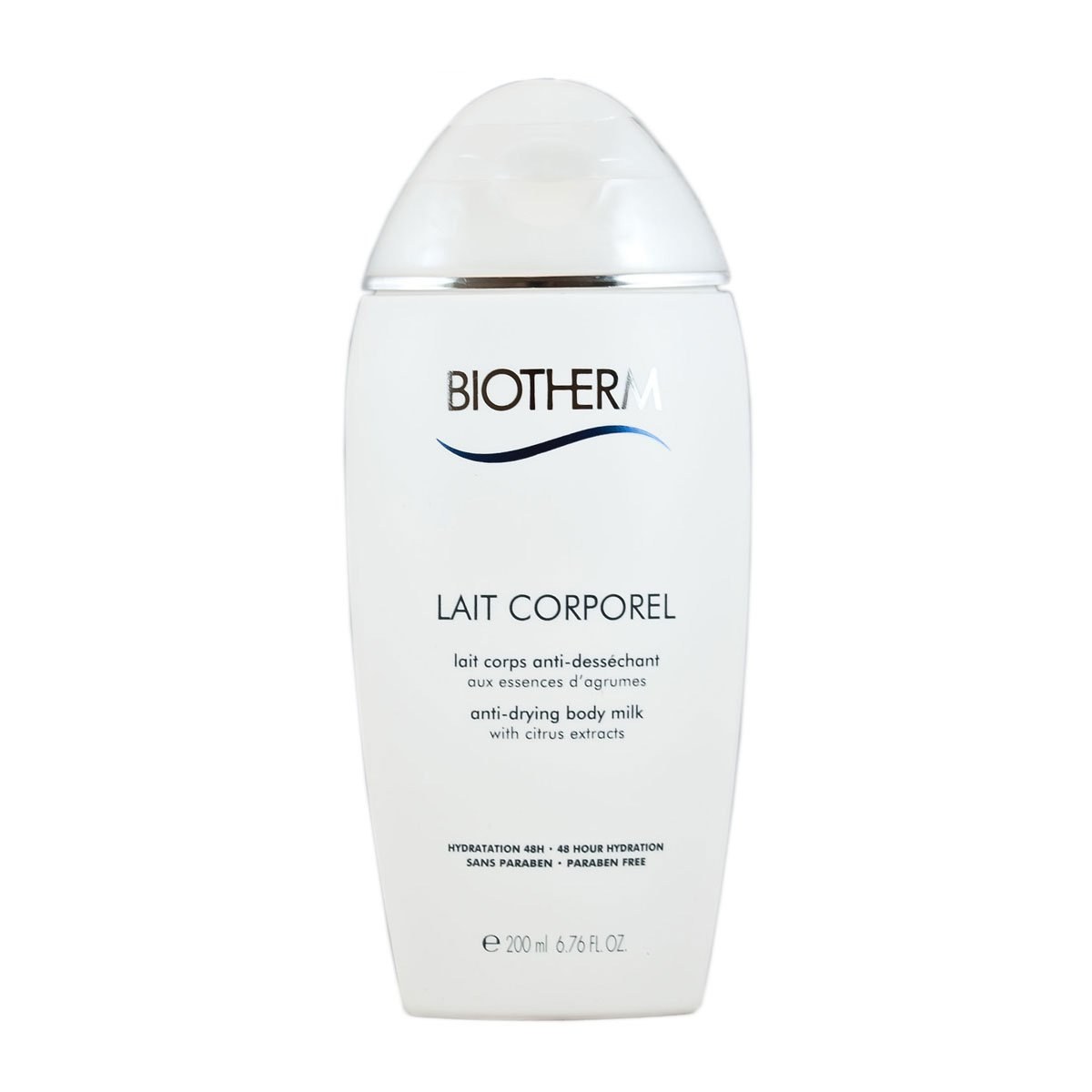 Biotherm Lait Corporel Anti-Drying Body Milk, 6.76 Ounce