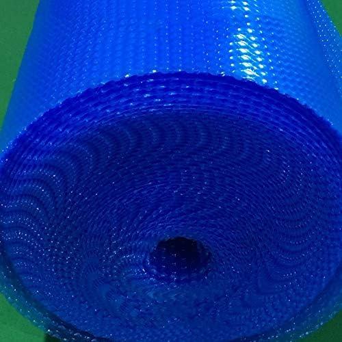 プールカバー 地上および地上のスイミングプールのロールプール&温水浴槽カバー、太陽光加熱毛布防水防塵UV耐性 (Size : 2m × 4m(6.6ft×13ft))
