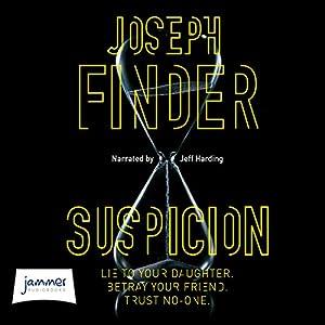 Suspicion Audiobook
