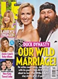 Us Weekly Magazine Issue 976 October 28,2013 Duck Dynasty