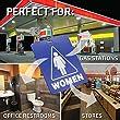 Lucky Line Restroom Identifier Restaurant 2