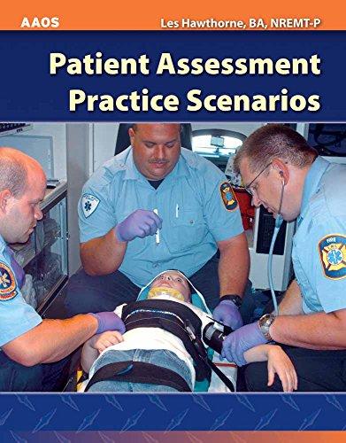 Patient Assessment Practice Scenarios by Brand: Jones Bartlett Learning