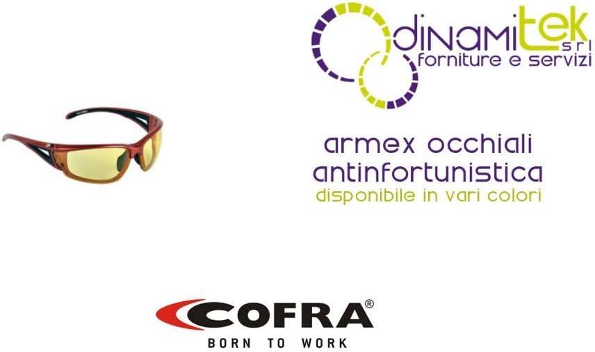 Armex Cofra - Gafas de seguridad