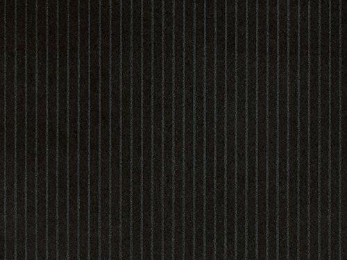 BLACK Apparel 17x11x2-1/2''100% Recycled Pinstripe - 2 Pc Box (1 unit, 50 pack per unit.)