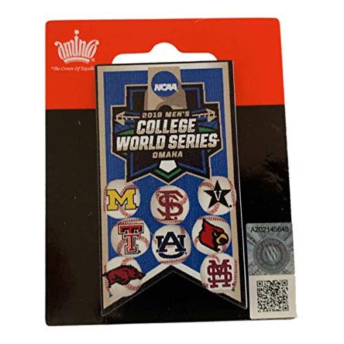 aminco 2019 College World Series Participants Pin