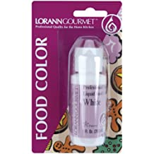 LorAnn Oils Liquid Food Color, 1 oz, White