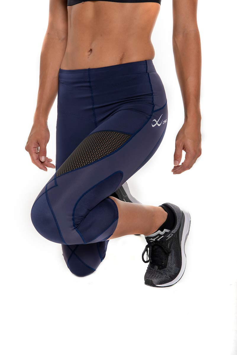 CW-X Mid Rise 3//4 Stabilyx Ventilator Cooling Compression Tights