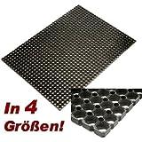 Floordirekt Gummimatte OctoDoor - äußerst robust, strapazierfähig und flexibel - 4 Größen