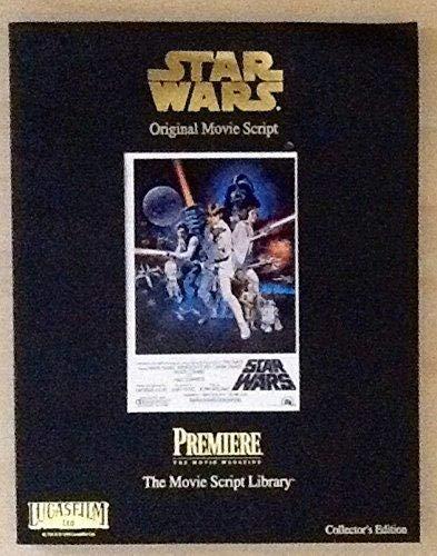 Star Wars Original Movie Script