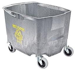 Impact 2635-3G Polyethylene Mop Bucket with 3\
