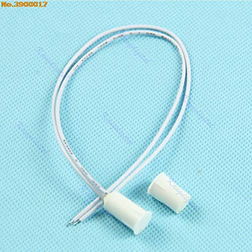 (Recessed Magnetic Window Door Contacts Alarm Security Reed Switch 2018)