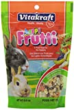 Vitakraft Rabbit Happy Frutti Treat, 6.0 Ounce Pouch