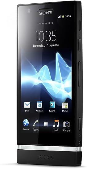 Sony Xperia P - Smartphone Libre (Pantalla táctil de 4