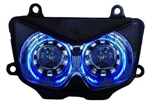 ninja 250r headlight - 4