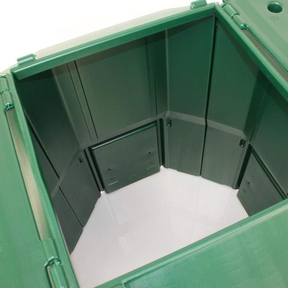térmica compostador de 450 móvil Classic: Amazon.es: Jardín