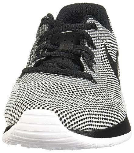 Black Homme Nike Herren 004 Sneaker Tanjun Blanc Noir White Noir Racer Baskets gXqzgS