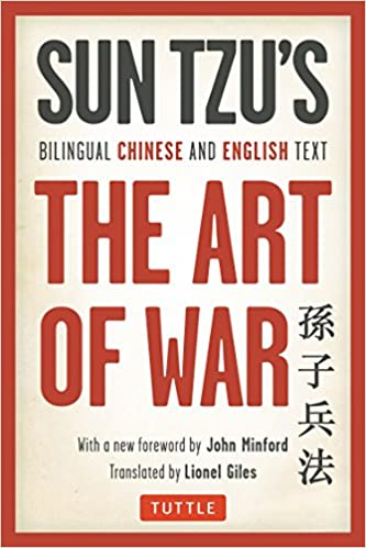 Amazon com: The Art of War: Bilingual Chinese and English