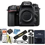 Nikon D7500 DSLR Camera With 18-140mm ED VR Lens - Includes Manufacturer Supplied Accessories (Body Only, Starter Bundle)