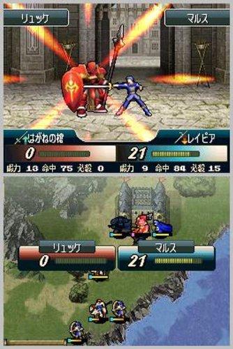Fire Emblem: Shin Monshou no Nazo Hikari to Kage no Eiyuu [DSi Enhanced] [Japan Import] by Nintendo (Image #11)