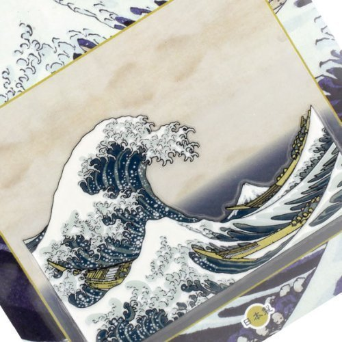 Japanese Makie Sticker Decal for Cellphone Premium Accessories Hokusai