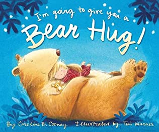 book cover of I\'m Going to Give You a Bear Hug!