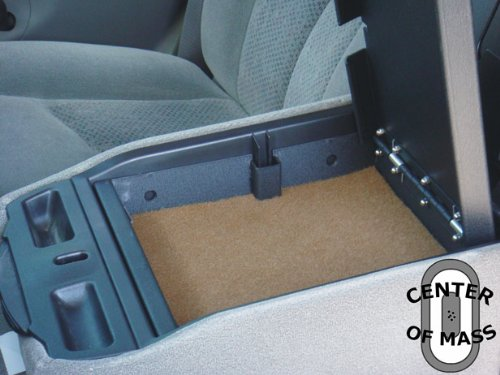 Console Vault safe for Chevrolet Avalanche Fold Down Arm Rest Console 2003-2012 1006 by Console Vault
