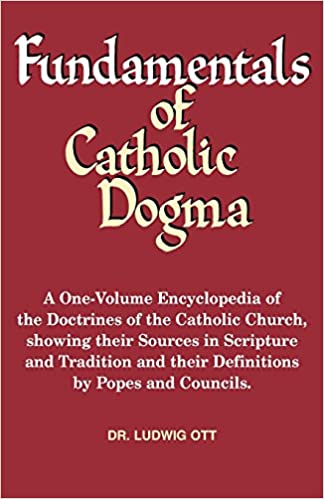 Image result for Fundamentals of Catholic Dogma