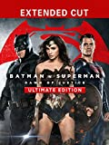 DVD : Batman v Superman: Dawn Of Justice Ultimate Edition