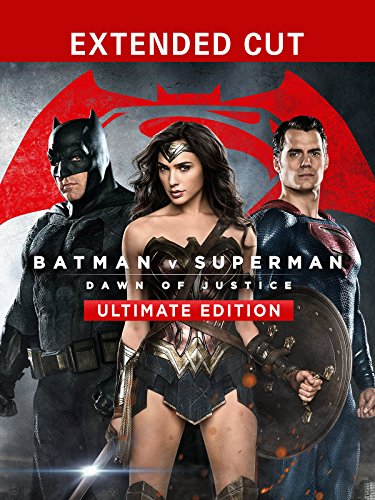Batman v Superman: Dawn Of Justice Ultimate Edition (Dawn Justice)