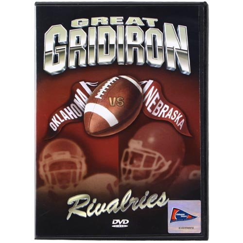 Great Gridiron Rivalries TM0082 (Nebraska Cornhuskers Dvd)