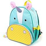 "Toddler Backpack, 12"" Unicorm School Bag, Multi"