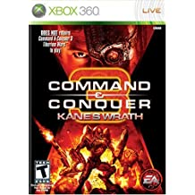 Command & Conquer 3: Kane's Wrath - Xbox 360 by Electronic Arts
