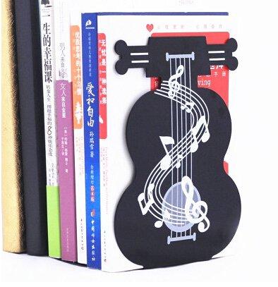 2 pieces lot creative fashion korean piano books bookends bookshelf book holder reading desk - Piano bookends ...